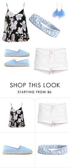 """""""Blue bird"""" by frozensunset on Polyvore featuring Ally Fashion, Soludos and Lulu*s"""