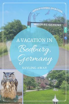 My vacation in Bedburg, Germany