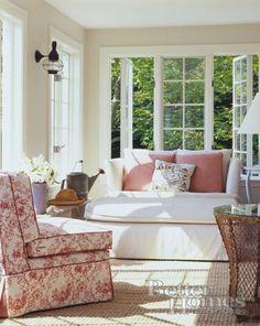 Small Enclosed Porch