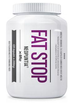 FAT STOP - 120 KAPSLER fra X-life. Om denne nettbutikken: http://nettbutikknytt.no/x-life-no/