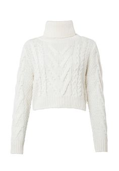 PASCALE KNIT OFF WHITE, view-small | IvyRevel