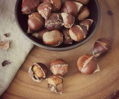 How to Roast Chestnuts in the Oven #christmas #holiday #chestnuts_roasting