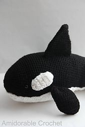 Ravelry: Orca Pattern pattern by Jackie Laing