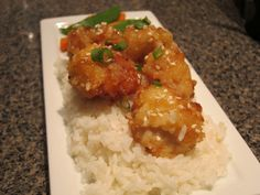 PF Changs Crispy Honey Chicken! I'm making this!