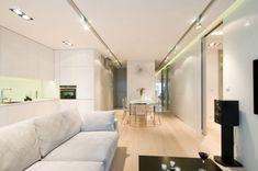 83 Ideen für indirekte LED Deckenbeleuchtung und schöne Lichteffekte