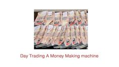 Day Trading A Money Making machine Intraday Trading also called as Day trading is very tough if you are novice trader. if have great experience in intraday #trading or any advisor who gives you share tips on day to day basis with regular follow up till you call is open then it's a #money making #machine. Money Making Machine, Intraday Trading, Day Trader, Stock Market, Tips, Counseling
