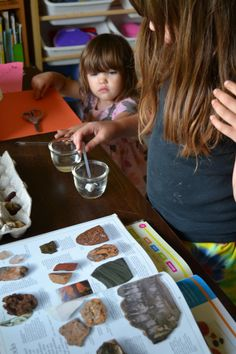 A great classroom experiment you can do with your students using rocks found on rock hunt. A great way to incorporate the outdoors into your lesson.