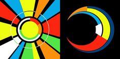 Quotidien Valentino Rossi Helmet, Valentino Rossi Logo, Moon Logo, Vr46, Sun Moon, Chicago Cubs Logo, Pop Art, Bike, Graphic Design