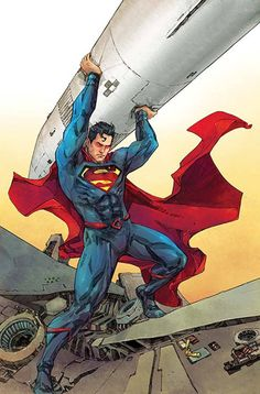 SUPERMAN #2 (2016) Variant
