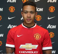 Memphis Depay has completed his £25million transfer to Manchester United from PSV Eindhoven