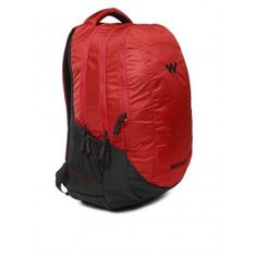 Wildcraft Peza Laptop Backpack - Red. Big Choose · Buy Bags Online India 45515940f59f7