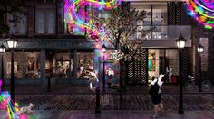 CGarchitect - Professional 3D Architectural Visualization User Community   Mystic night