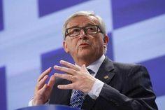 Δημιουργία - Επικοινωνία: Ευρωβουλευτής διέκοψε τον Γιούνκερ απαιτώντας να ζ...