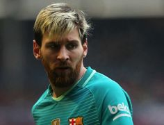 the best Lionel Messi Hairstyles Over The Years