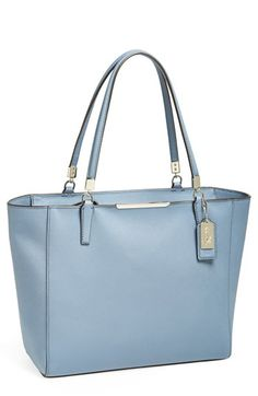 COACH 'Madison' Saffiano Leather Tote available at #Nordstrom- this one might be my fav...
