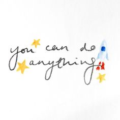 'You can do anything' (14) // forget self doubt, it's your own invention. If you want it badly enough, you can do anything ⭐️