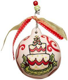 Glory Haus Cake Happy Birthday Jesus Ball Ornament, 4 by 4-Inch Glory Haus http://www.amazon.com/dp/B00K0CNL1I/ref=cm_sw_r_pi_dp_YUhIub03WP7QP