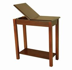 Frenchi Home Furnishing Chairside Storage Table >>> Want to know more, click on the image.Note:It is affiliate link to Amazon.