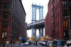 #Dumbo, an acronym for Down Under the Manhattan Bridge Overpass, is a small neighborhood just over the Brooklyn Bridge. A tech hub, Dumbo is home to 25% of all New York City's tech-based firms. Generally cheaper than Midtown South, it is a desirable option for those looking for an affordable alternative to Manhattan. Not only is it one of the most unique sections of the city, but it was named a historic district by the Landmarks Preservation Commission.