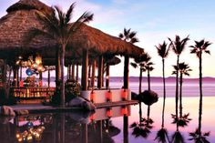 Very favorite place!  You haven't experienced Cabo until you see the Palmilla....LOVE!!!