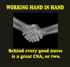 If you're me...it's more like 27 CNA's a day :)  I LOVE my CNA's, they're the best!