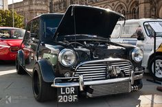 Mini Cooper B18C Turbo by Richard Raw, via Flickr