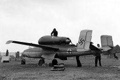 Heinkel He-162- 120086