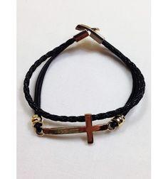 Cross Bracelet - Defining Ethos