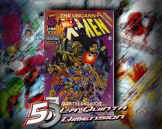 UNCANNY X-MEN # 335  TAL VEZ LA MAS FAMOSA DE LAS SERIES DE LOS X-MEN DE LOS 90 FUE ONSLAUGHT, YA QUE TRANSFORMÓ POR COMPLETO AL UNIVERSO MARVEL $ 75.00 Para más información, contáctanos en http://www.facebook.com/la5aDimension