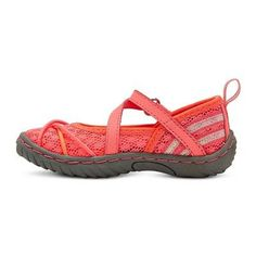 Toddler Girls' Eddie Bauer LeeAnne Mary Jane Shoes - Pink 10, Toddler Girl's