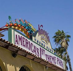 knotts berry farm in the 1960s | Knotts Berry Farm Pictures - Americas First Theme Park