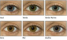 A buying guide for Solotica contacts. A buying guide for Solotica contacts. Contact Lenses For Brown Eyes, Natural Contact Lenses, Solotica Lenses, Colored Eye Contacts, Applying Eye Makeup, Color Lenses, Dark Eyes, Color Blending, Eye Make Up