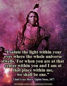 Chief Crazy Horse...Artist Unknown...