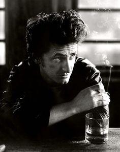 Sean Penn by Bruce Weber
