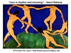 Bilderesultat for matisse jazz