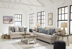 American Design Furniture By Monroe Corolla Living Set 6