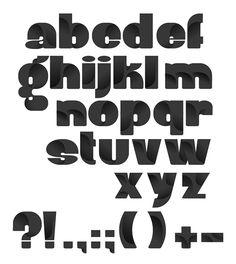 Robu Bold Typeface on Behance