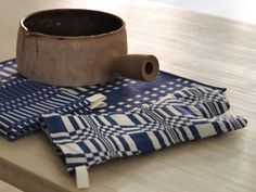 Simple things give pleasure when cooking and eating at every meal. Our textiles, from kitchen to tabletop, add refined colour and detail to any setting. Weaving, Meals, Dining, Cooking, Kitchen, Boots, Inspiration, Crotch Boots, Biblical Inspiration