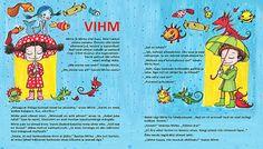 Mirte&Mirko näidis | by Illustraator Pir Illustrations, Album, Cover, Books, Art, Art Background, Libros, Book, Kunst