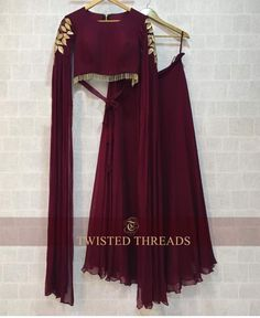 Budget Less Than Twisted Threads Has The Best Festive Lehengas - Party Wear Indian Dresses, Designer Party Wear Dresses, Party Wear Lehenga, Indian Gowns Dresses, Indian Bridal Outfits, Dress Indian Style, Indian Fashion Dresses, Indian Designer Outfits, Girls Fashion Clothes