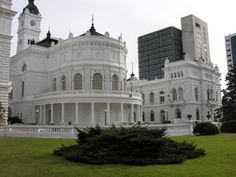 Palacio Municipal Ciudad de La Plata Shades, Koh Tao, America, Mansions, Musical, Architecture, House Styles, Bella, Popular