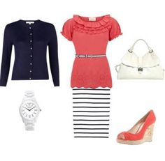 Cute summer outfit #ootd #workerchick