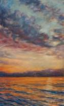 Fort Loudon Eve accepted into Oakridge Art Center Juried Exhibition