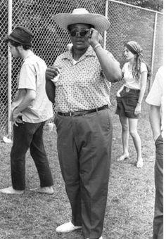 Big Mama Thornton. 1950