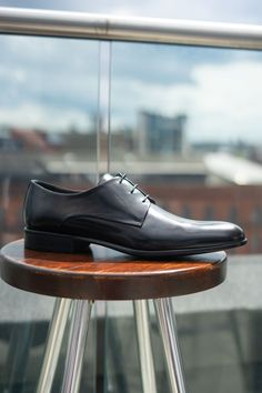 Moreschi Liverpool: a men's dress shoe for business wear or special occasions. Shop online or at our store in Queen's Arcade, Belfast. Business Wear, Business Events, New Shoes, Men's Shoes, Shoe Horn, Shoe Tree, Italian Shoes, Derby Shoes, Belfast