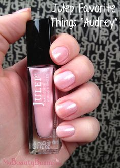 Julep Nail Polish Favorite Things by Oprah. Click thru for swatches! #crueltyfree #beauty #nails