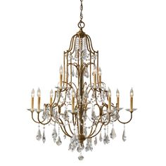 Feiss F2479/8+4OBZ Valentina Oxidized Bronze 12 Light Chandelier On Sale Now. Guaranteed Low Prices. Call Today (877)-237-9098.