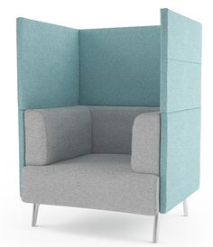 Thynk Soft Seating - Product Page: http://www.genesys-uk.com/High-Back-Soft-Seating-And-Sofas/Thynk-Soft-Seating.Html Genesys Office Furniture - Home Page: http://www.genesys-uk.com Thynk Soft Seating is a range of armchairs and sofa's, which can provide space for personal privacy and reflection, or, alternatively, collaboration and social interaction, in a busy work environment.