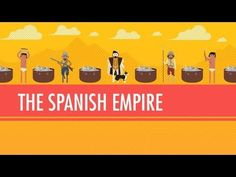 The Spanish Empire, Silver, & Runaway Inflation: Crash Course World History #25 - In what specific ways did the Spanish Empire impact the different areas of the world that it encompassed?