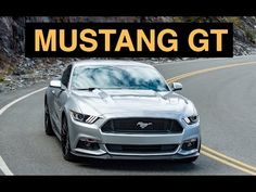 half off 56e0d ae197 Saddle up for a pony ride like no other - with the 2015 Mustang GT Premium